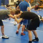 VAHS Varsity Wrestling travels to a scrimmage practice @ Lodi High School