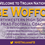 Page Wofford Named Head Football Coach