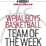 Boys Basketball named Trib HSSN Team of the Week!