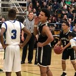 Boys basketball PIAA Playoff win vs. Nazareth Prep