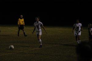 Varsity Girls Soccer 10/5/15 by Nicholas Siok