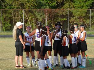 JV Field Hockey vs. Magruder 10-6-15