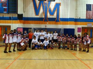 Team Handball vs. RM on 10-20-15