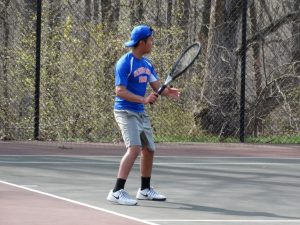 Boys Tennis from 4-6-16