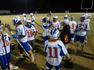 Boys Lacrosse Home Opener on 4-6-16