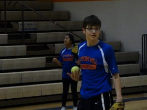 Allied Softball Home Opener 4-6-16