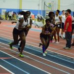 Indoor Track Team Competes at MOCO Championships