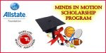 MPSSAA Minds in Motion Scholarship for the Class of 2021