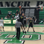 Boys Varsity Basketball defeats Thousand Oaks 57-47.
