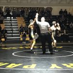 Wrestling defeats Calabasas 71-6 on Senior Night