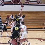 Boys Freshman Basketball beats Oaks Christian 42 – 20