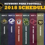 2018 Panther Football Schedule