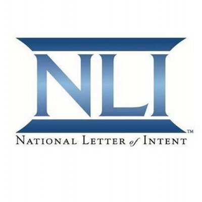 National Letter of Intent