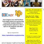 Physical Day @ Exer Next Saturday