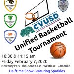 Unified Basketball Game Feb 7
