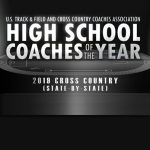 Coach Sean Brosnan named California XC Coach of the Year