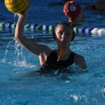 Girls Water Polo 1st Round Playoff @ St Lucy's 2/12