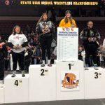 Julia Richey Wins State Wrestling Championship