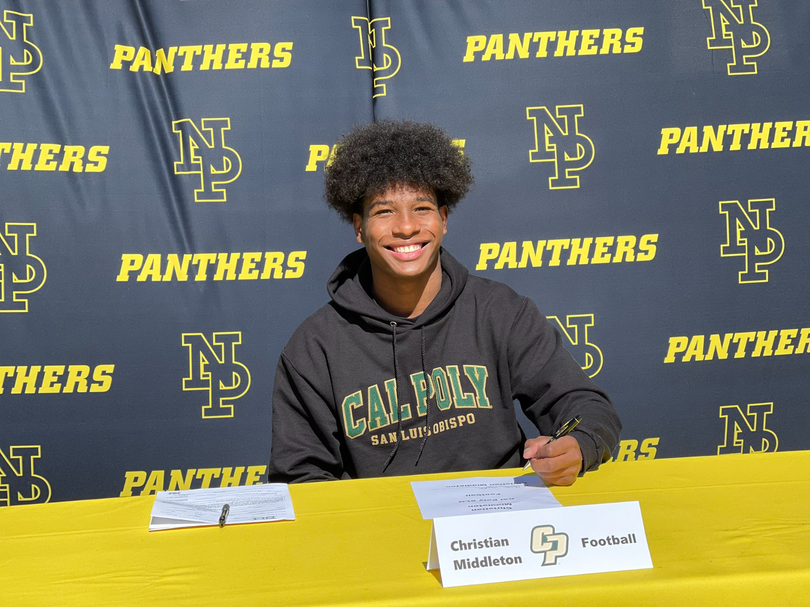 Feb 3, 2021 National Letter of Intent Signing Day