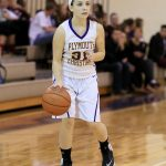 Plymouth Christian Academy Girls Varsity Basketball beat Bradford Academy 55-17