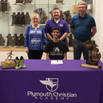 Matson Signs with Masters College