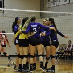 Volleyball Starts Season Ranked #1 in Class D