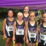 Middle School XC Shines in 2016 debut