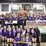 2016 Volleyball State Title Run