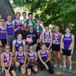 Plymouth Christian Academy Coed Varsity Cross Country finishes 1st place