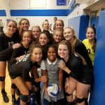 Lady Eagles defeat Southfield Christian: Share the Win with an Unlikely Fan