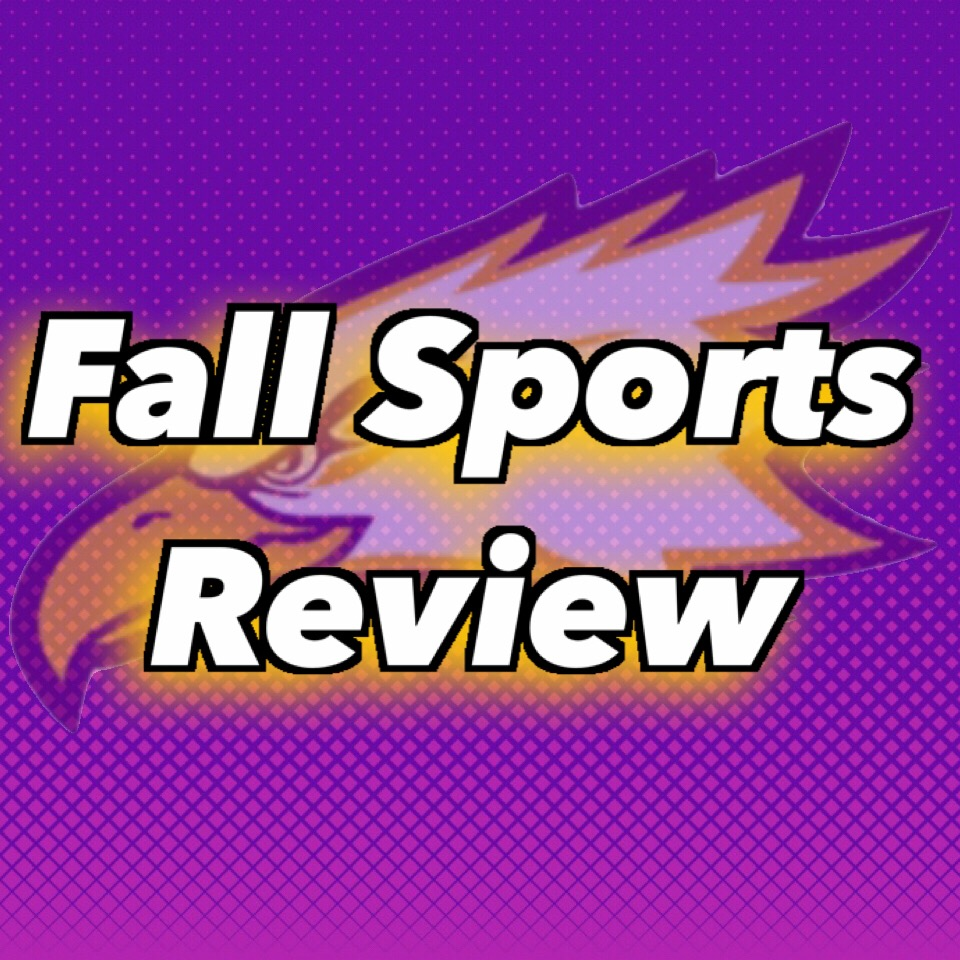 Letter From the AD: Fall Sports Seasons Summary