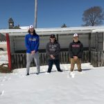 Buried in snow, up north baseball teams make pitch to play games in sunny Canton