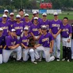 PCA Varsity Baseball Wins 1st Regional Championship in school History!
