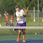 PCA Singles Players Lead Eagles to Win