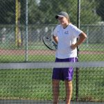 Road Woes Continue; Eagles Tennis Falls at Allen Park