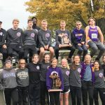 Men's and Women's XC claim Regional Crown-MIS is next!