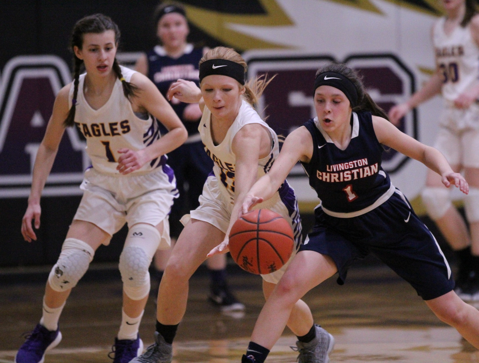 PCA Surges in Second Half – Downs Livingston Christian