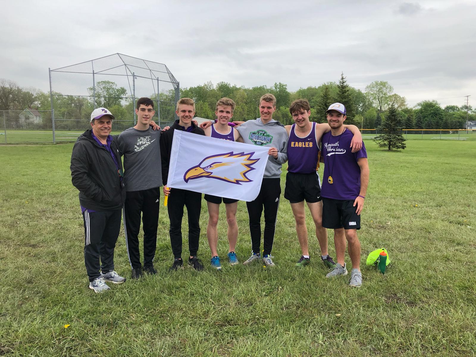 Eagles Soar at Regional Meet