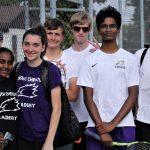 PCA Tennis Rolls Past SMCC