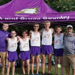 Boys Varsity Cross Country Mustang Invite Results