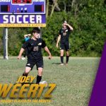 Joey Weertz Named August Athlete of the Month