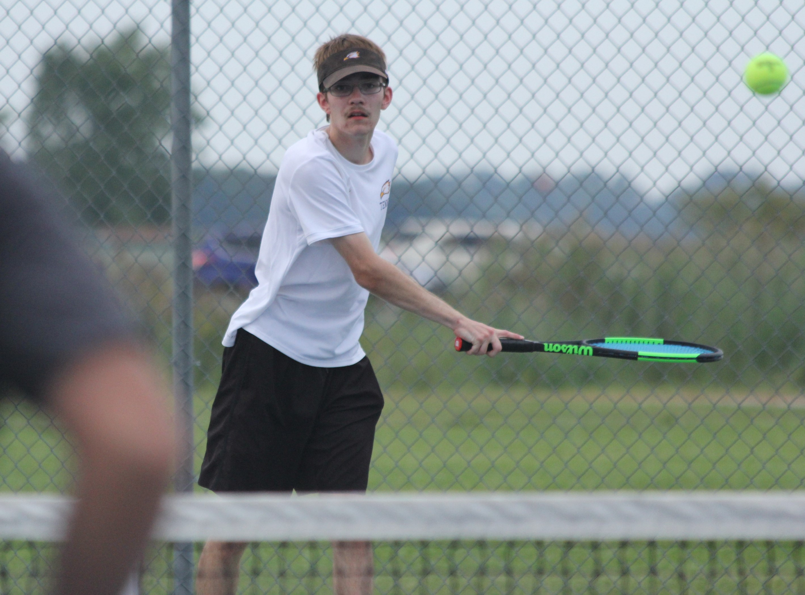Eagles Tennis Sweeps SMCC – Moves to 3-0
