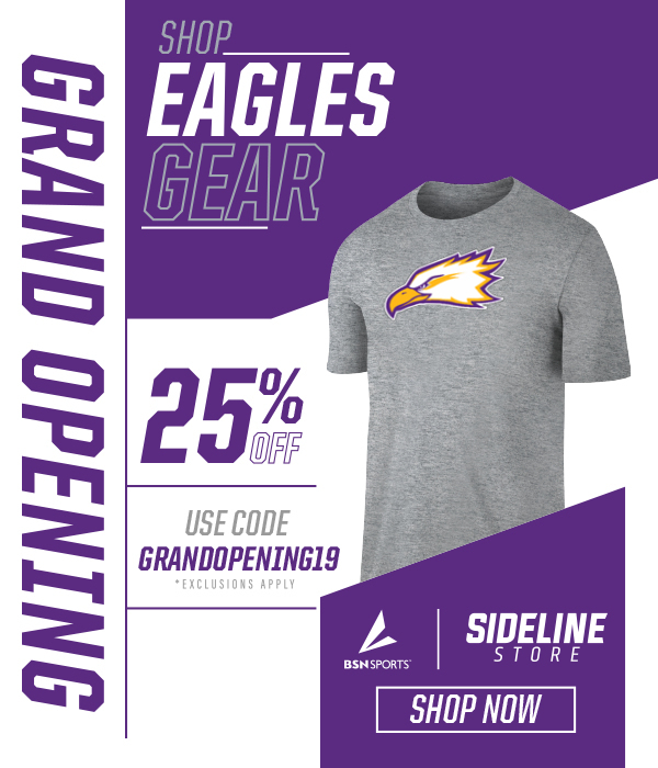 Spirit Wear Site Now OPEN! Get 25% off all purchases now!