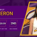 Emily Cameron wins September Athlete of the Month