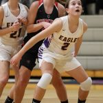 Eagles Withstand Rally – Down Churchill 53-49