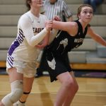Guard Play Leads Eagles to Win