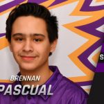 Brennan Pascual Wins January Athlete of the Month