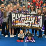 Competitive Cheer 2020 Season Comes to an End