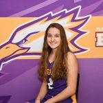 Morganne Houk Wins March Athlete of the Month