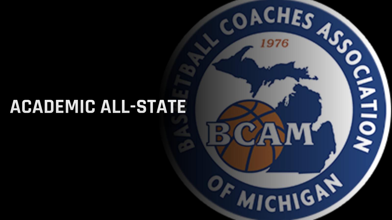 Boys and Girls Basketball Programs Both Named All-State Academic